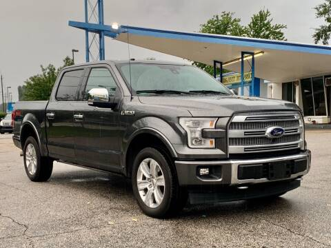 2017 Ford F-150 for sale at GR Motor Company in Garner NC