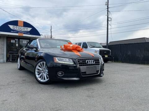 2012 Audi A5 for sale at OTOCITY in Totowa NJ