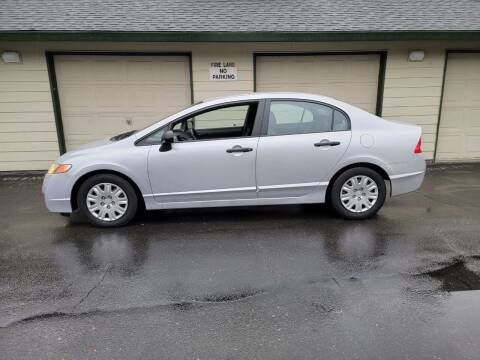 2011 Honda Civic for sale at Blue Lake Auto & RV Repair Inc in Fairview OR