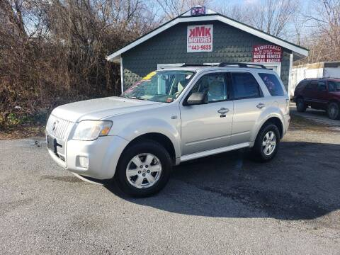 2009 Mercury Mariner for sale at KMK Motors in Latham NY
