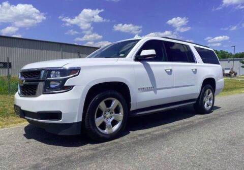 2016 Chevrolet Suburban for sale at Imotobank in Walpole MA