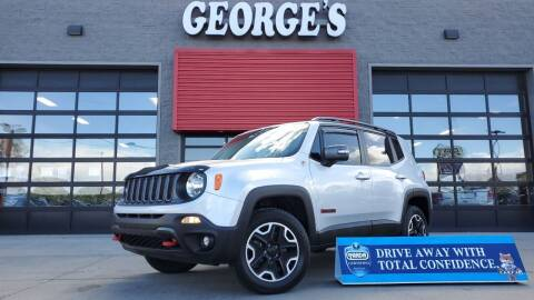 2015 Jeep Renegade for sale at George's Used Cars - Pennsylvania & Allen in Brownstown MI
