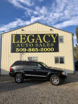 2007 Jeep Grand Cherokee for sale at Legacy Auto Sales in Toppenish WA