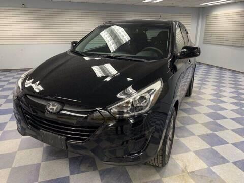 2015 Hyundai Tucson for sale at Mirak Hyundai in Arlington MA