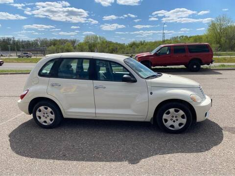 2007 Chrysler PT Cruiser for sale at Affordable 4 All Auto Sales in Elk River MN