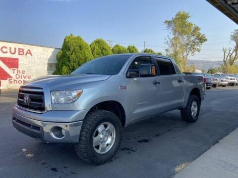 2011 Toyota Tundra for sale at Hoskins Trucks in Bountiful UT
