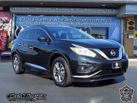 2017 Nissan Murano for sale at Distinctive Car Toyz in Pleasantville NJ