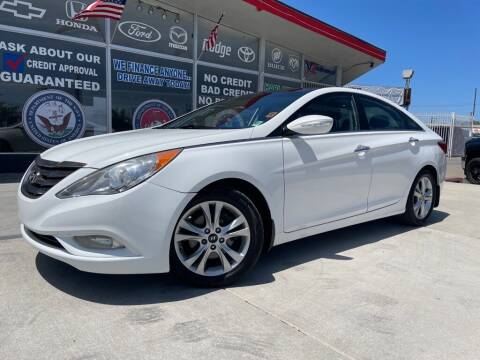 2013 Hyundai Sonata for sale at VR Automobiles in National City CA