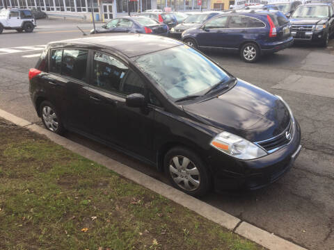 2010 Nissan Versa for sale at UNION AUTO SALES in Vauxhall NJ