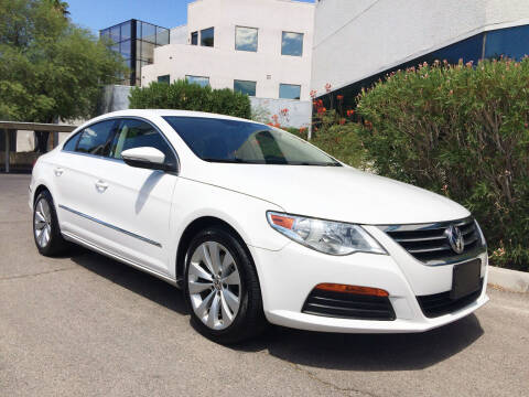 2012 Volkswagen CC for sale at Nevada Credit Save in Las Vegas NV