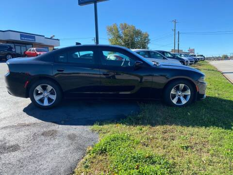 2016 Dodge Charger for sale at Penland Automotive Group in Taylors SC