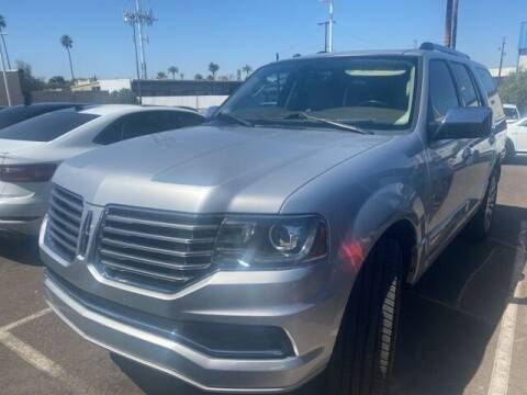 2016 Lincoln Navigator for sale at Camelback Volkswagen Subaru in Phoenix AZ