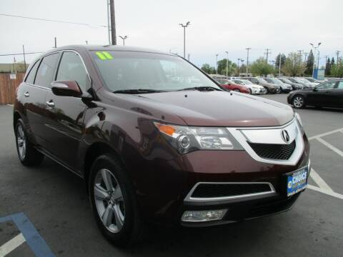 2011 Acura MDX for sale at Choice Auto & Truck in Sacramento CA