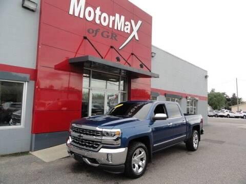 2017 Chevrolet Silverado 1500 for sale at MotorMax of GR in Grandville MI