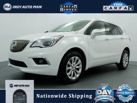 2018 Buick Envision for sale at INDY AUTO MAN in Indianapolis IN