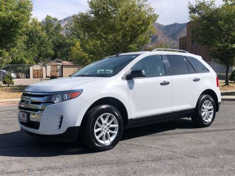2014 Ford Edge for sale at DRIVE N BUY AUTO SALES in Ogden UT