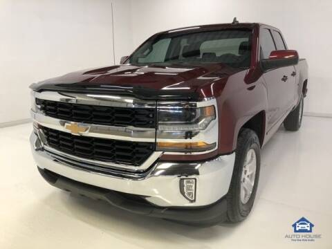 2016 Chevrolet Silverado 1500 for sale at AUTO HOUSE PHOENIX in Peoria AZ