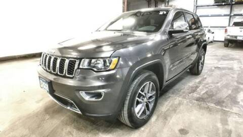 2018 Jeep Grand Cherokee for sale at Waconia Auto Detail in Waconia MN