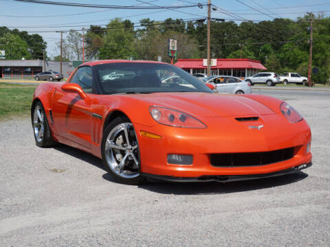 2011 Chevrolet Corvette for sale at Auto Mart in Kannapolis NC