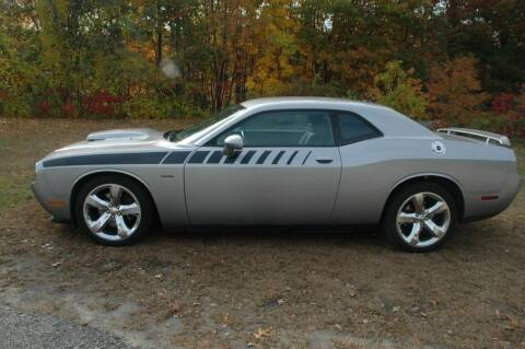 2014 Dodge Challenger for sale at Bruce H Richardson Auto Sales in Windham NH