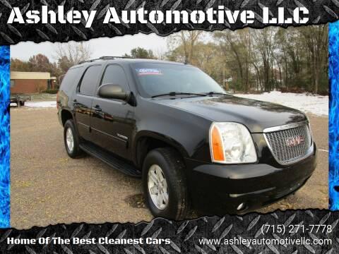 2011 GMC Yukon for sale at Ashley Automotive LLC in Altoona WI