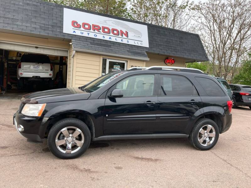 2008 Pontiac Torrent for sale at Gordon Auto Sales LLC in Sioux City IA