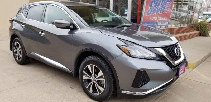 2020 Nissan Murano for sale at Swift Auto Center of North Platte in North Platte NE