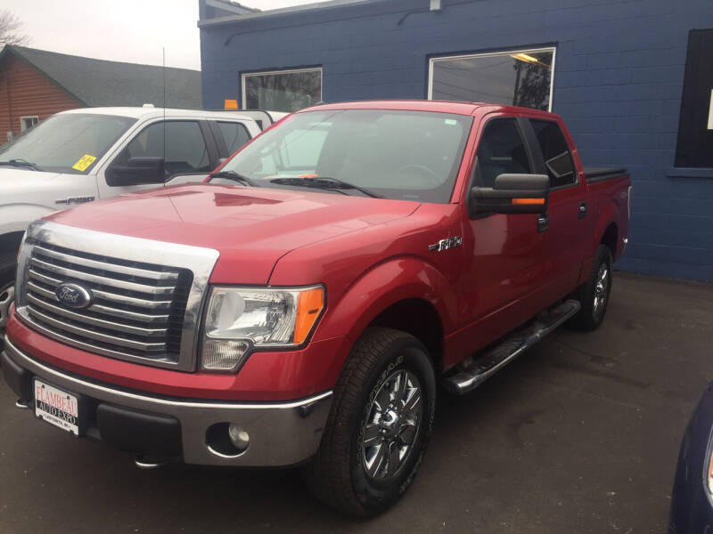 2011 Ford F-150 for sale at Flambeau Auto Expo in Ladysmith WI