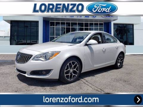 2017 Buick Regal for sale at Lorenzo Ford in Homestead FL