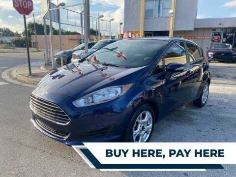 2016 Ford Fiesta for sale at Global Auto Sales USA in Miami FL