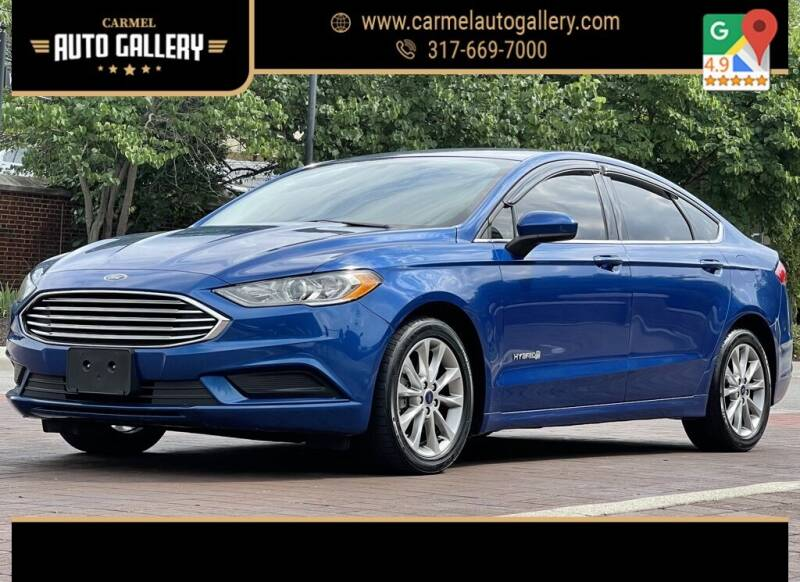 2017 Ford Fusion Hybrid for sale in Carmel, IN