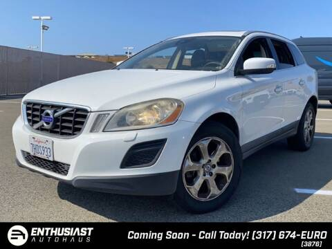 2013 Volvo XC60 for sale at Enthusiast Autohaus in Sheridan IN