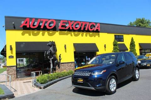 2020 Land Rover Discovery Sport for sale at Auto Exotica in Red Bank NJ