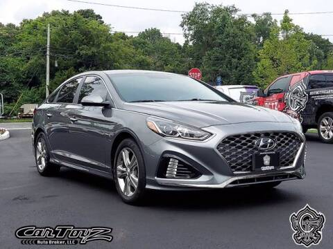 2019 Hyundai Sonata for sale at Distinctive Car Toyz in Pleasantville NJ