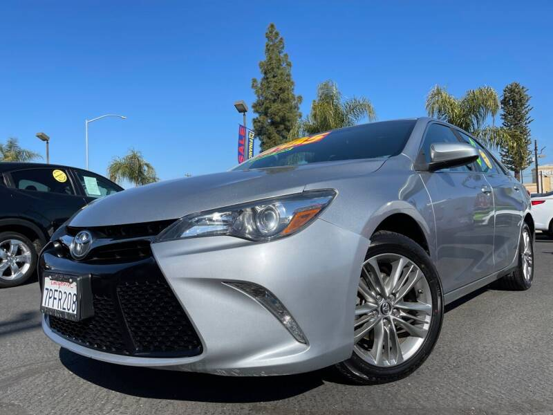 2016 Toyota Camry for sale at River Park Automotive Center in Fresno CA
