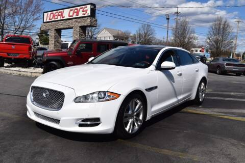 2011 Jaguar XJL for sale at I-DEAL CARS in Camp Hill PA