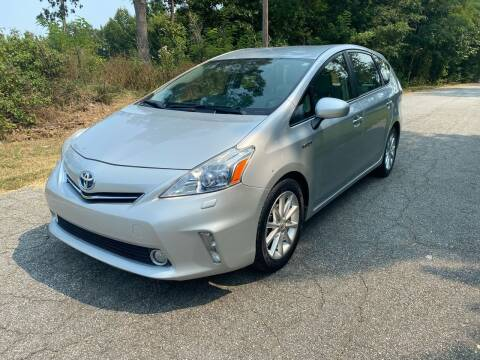 2013 Toyota Prius v for sale at Speed Auto Mall in Greensboro NC