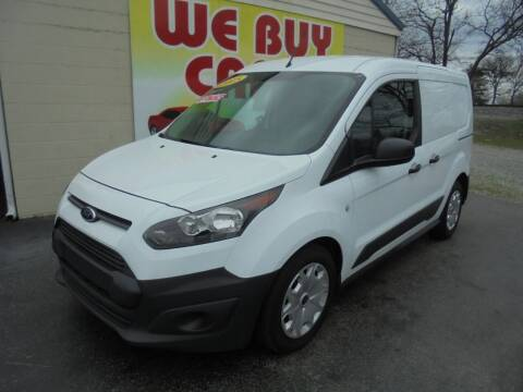 2015 Ford Transit Connect Cargo for sale at Right Price Auto Sales in Murfreesboro TN