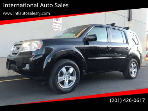2009 Honda Pilot for sale at International Auto Sales in Hasbrouck Heights NJ
