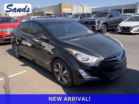 2016 Hyundai Elantra for sale at Sands Chevrolet in Surprise AZ