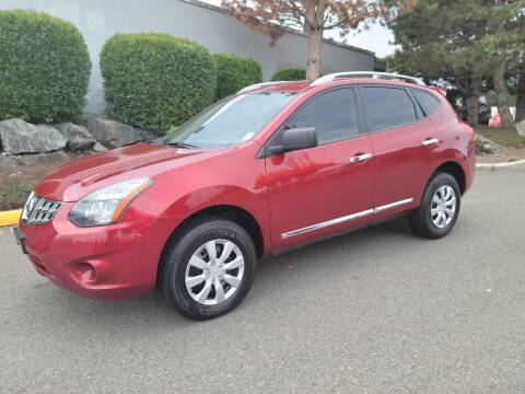 2015 Nissan Rogue Select for sale at SS MOTORS LLC in Edmonds WA