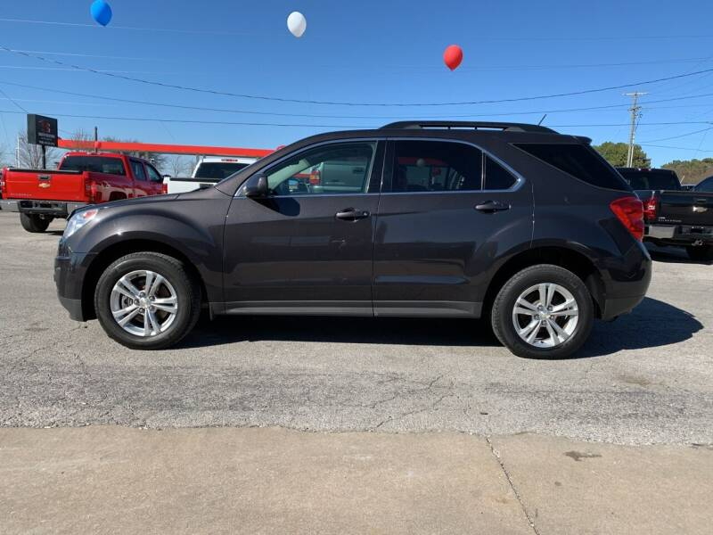 2015 Chevrolet Equinox for sale at Smooth Solutions 2 LLC in Springdale AR