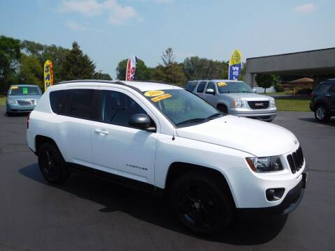 2016 Jeep Compass for sale at North State Motors in Belvidere IL
