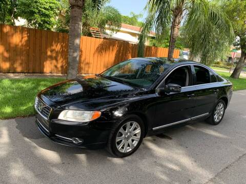 2010 Volvo S80 for sale at FINANCIAL CLAIMS & SERVICING INC in Hollywood FL