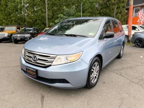 2011 Honda Odyssey for sale at Bloomingdale Auto Group in Bloomingdale NJ