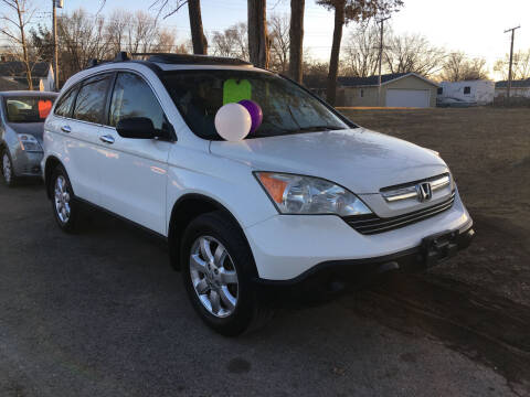 2009 Honda CR-V for sale at Antique Motors in Plymouth IN