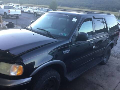 2002 Ford Expedition for sale at Troys Auto Sales in Dornsife PA