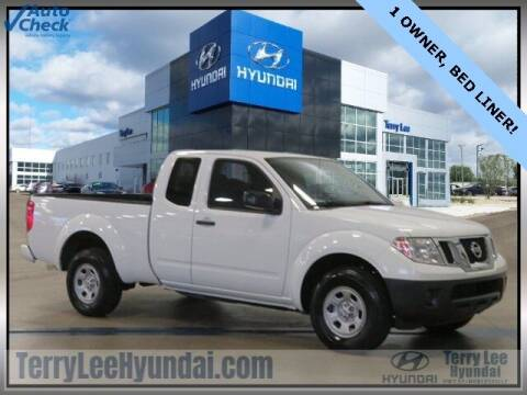 2017 Nissan Frontier for sale at Terry Lee Hyundai in Noblesville IN