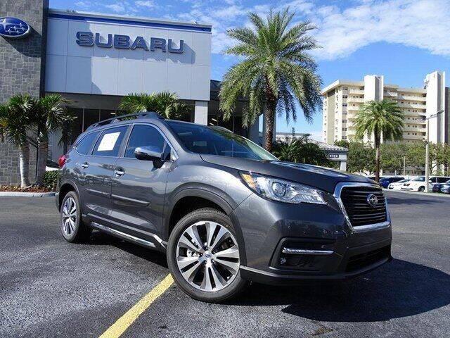 2021 Subaru Ascent for sale in Pompano Beach, FL