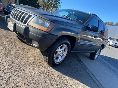 2000 Jeep Grand Cherokee for sale at Beyer Enterprise in San Ysidro CA